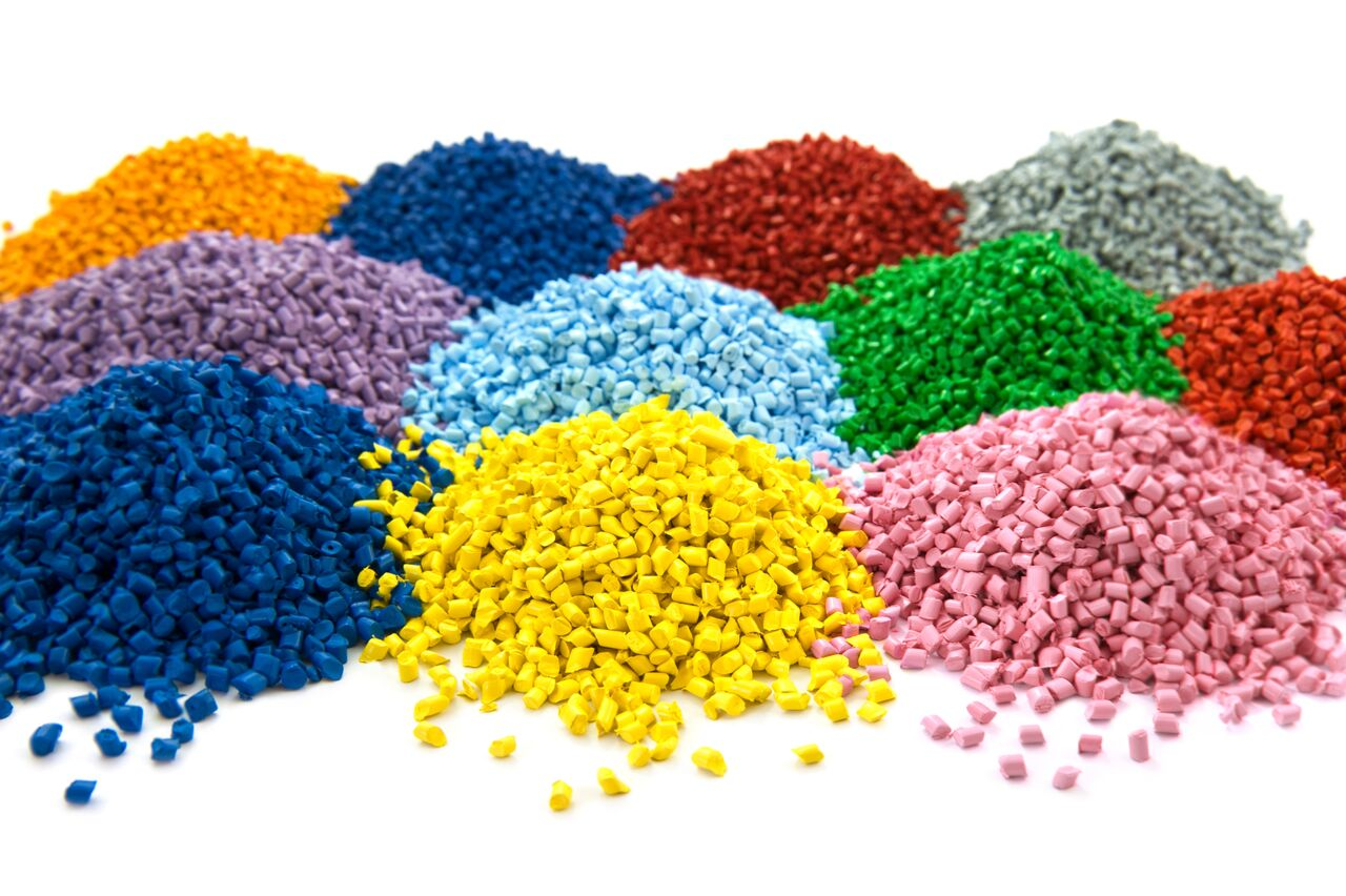 Image of thermoplastic resins